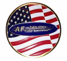 AFPAAA Challenge Coin